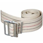 Kinsman Gait Transfer Belt - Cotton Waist - # 1 Stripe