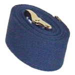 Kinsman Gait Transfer Belt - Cotton Waist - Blue