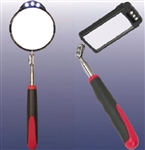 Kinsman Telescopic Mirror w/LED Lights