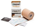 "Kinesio Tex Gold FP Beige 3"" x 16.4' - Single Roll"