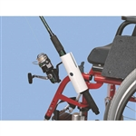 Maddak SP Ableware Fishing Pole Holder For Wheelchairs