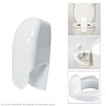 Ableware Madda Guard Bathroom Splash Guard