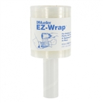 "Mueller EZ Wrap 4"" x 1000' Plastic Wrap w/ Handle"