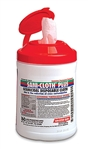 Mueller Sani-Cloth Plus Disinfectant Wipes 160/Canister