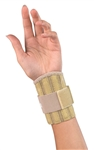 Mueller Adjustable Wrap Around Wrist Brace - up to 10""