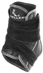Mueller Hg80® Premium Soft Ankle Brace with Straps