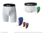 Athletic Support Shorts/Briefs w/Flex Shield Cup