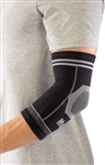 Mueller 4-Way Stretch Elbow Support - Antimicrobial