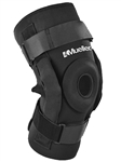 Mueller Pro Level Hinged Knee Brace Deluxe