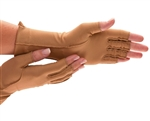 Isotoner Therapeutic Gloves - Open Finger
