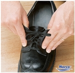 North Coast Medical Norco™ Elastic Shoelaces