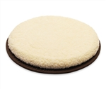 North Coast Medical Swivel Cushion with Fleece Cover