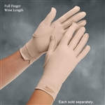 North Coast Medical Norco™ Full Finger Wrist Length Compression Gloves