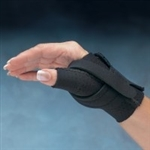 Thumb CMC Restriction Splint by Comfort Cool® - Black