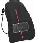 CustomAir Backrest w/ Adjustable Lumbar Support