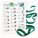 OPTP Stretch Out Strap With Poster