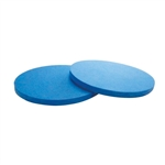 "OPTP Foam Disc Pads 10.5"" - Pair"