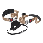 OPTP Positex Extremity Mobilization Strap Set