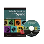 OPTP Rehabilitation of the Spine 2nd Ed # 844-2