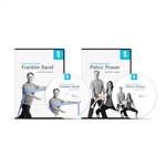 OPTP Franklin Method DVD Set - Pelvic Power and Franklin Band