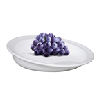 Hi-Lo Scoop Plate by Sammons Preston