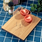 Deluxe Paring Board by Performance Health - Laminated Maple