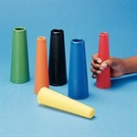 Plastic Stacking Cones - Set of 30