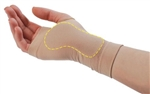 PediFix Visco-Gel Carpal Tunnel Relief Sleeve