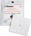 "Tracheotomy Non-Woven Split Drain Sponge by Cardinal Health - 4"" x 4"""