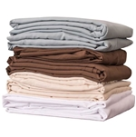 NRG Premium Microfiber Fitted Sheet - Single