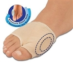 Silipos Gel Bunion Sleeve with Pressure Relief Hole