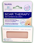 Silipos® Gel-Care® Advanced Self-Adhesive Strips