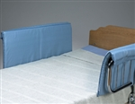 SkiL-Care Half-Size Vinyl Bed Rail Pads