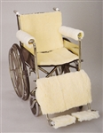 SkiL-Care Wheelchair Sheepskin Coverings