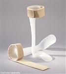 Semi-Solid AFO Posterior Leaf Spring Drop Foot Brace