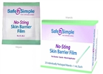 Alcohol Free No Sting Skin Barrier Film by Safe N Simple