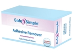Adhesive Remover with Alcohol by Safe n' Simple