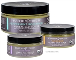 Soothing Touch Organic Salt Scrub