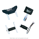Elasto-Gel Crutch-Mate Crutch Pads By Southwest Technologies
