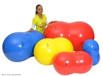Gymnic Physio Roll Double Exercise Ball - All Sizes & Colors