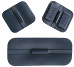 Uni-Patch Covidien Carbon Rubber Electrodes