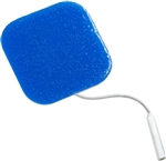 Uni-Patch Superior Silver Electrodes - Skin Friendly Blue Gel