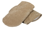 WR Medical Therabath Terry Velour Insulated Wear - Mitts & Boots