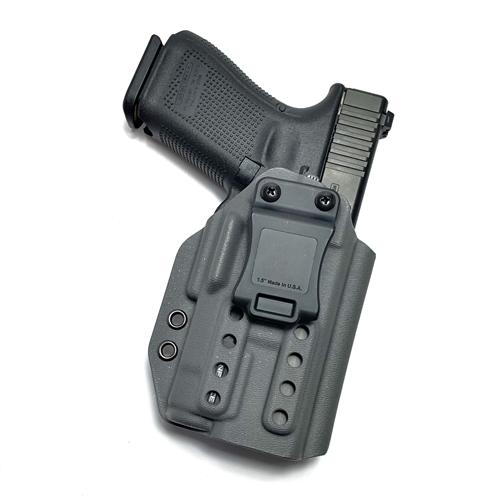 LB1 - Glock 19/17 w/ Inforce APLc - IWB / Appendix Kydex Holster