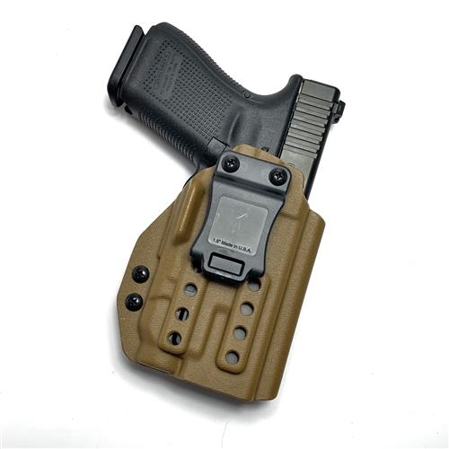 LB1 - Glock 19/17 w/ Streamlight TLR-7 - IWB / Appendix Kydex Holster
