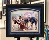"11x14"" autographed print by Hockey Greats Brett Hull and Bobby Hull at the Winter Classic!"