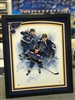 11x14 St Louis Blues collage print of Vladimir Tarasenko, Jaden Schwartz & Brayden Schenn framed autographed photo Beckett Authenticated