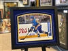 11x14 autographed Vladamir Tarasenko framed print authenticated by Beckett