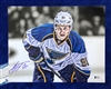 11x14 autographed St Louis Blues Vladamir Tarasenko print authenticated by Beckett