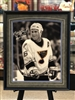 11x14 autographed spotlight print by Hockey Great Brett Hull
